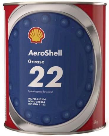 AeroShell Grease 22 Multi-purpose grease MIL-PRF-81322G