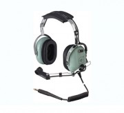 GROUND SUPPORT HEADSET W/MIC (H3335)