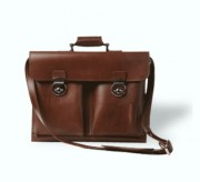 Attache Bag No. 50 - Brown