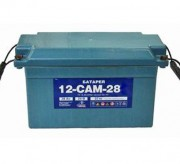 12SAM-28 lead aviation battery