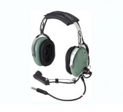 GROUND SUPPORT HEADSET W/PTT (H3331)