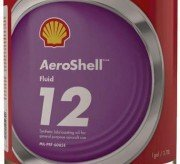 Aeroshell Fluid 12 Synthetic lubricating oil