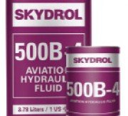 Skydrol 500B-4 Fire resistant aviation hydraulic fluid