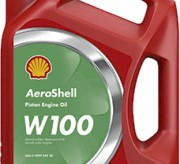 AeroShell Oil W100 Mineral aviation oil