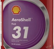 AeroShell Fluid 31 Synthetic hydraulic fluid