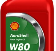 AeroShell Oil W80 Mineral aviation oil